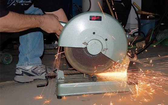 Инструмент для резки металла в домашних условиях